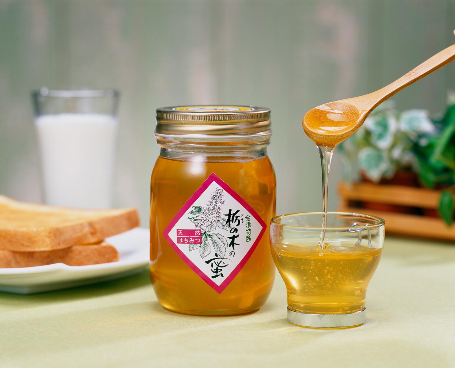 栃の木の蜜